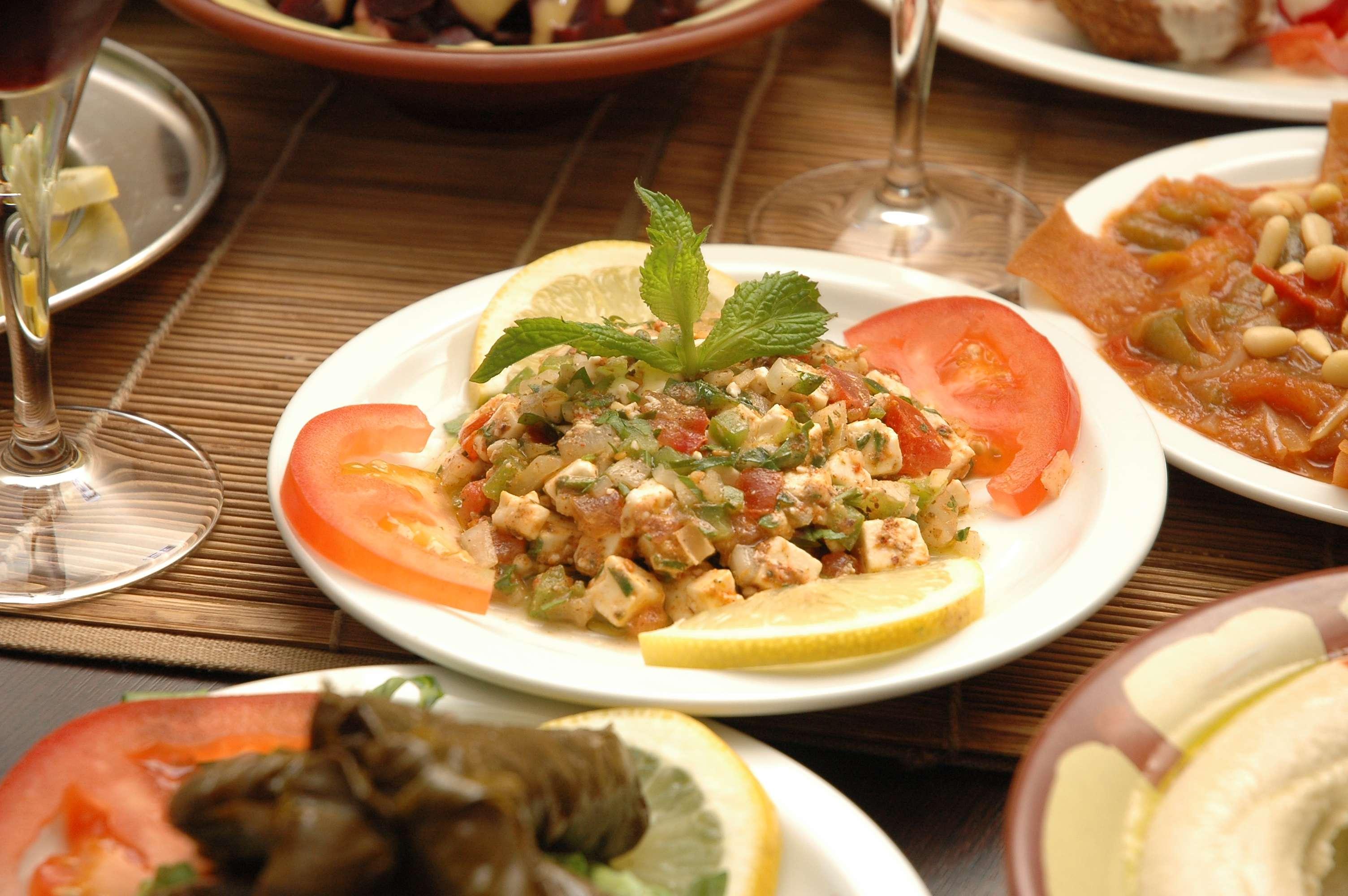 dawali - Cucina Libanese Milano